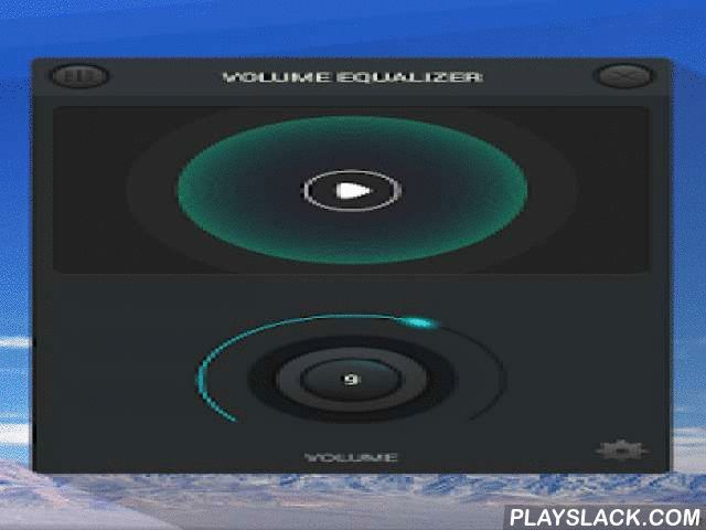 Music Equalizer Volume  Android App - playslack.com ,  Improve your Music or Audio quality with the first true global Equalizer, Bass Boost and Virtualizer. Make it your Android device sounds like never before.Equalizer is a volume slider with live music stereo led VU meter and five band Equalizer with Bass Boost and Virtualizer effects.Equalizer lets you adjust sound effect levels so that you get the best out of your Music or Audio coming out of your phone.Use with headphones for best…