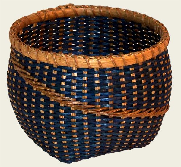 woven reed baskets   ... cat s head basket approximate dimensions 7 wide x 9 tall all baskets