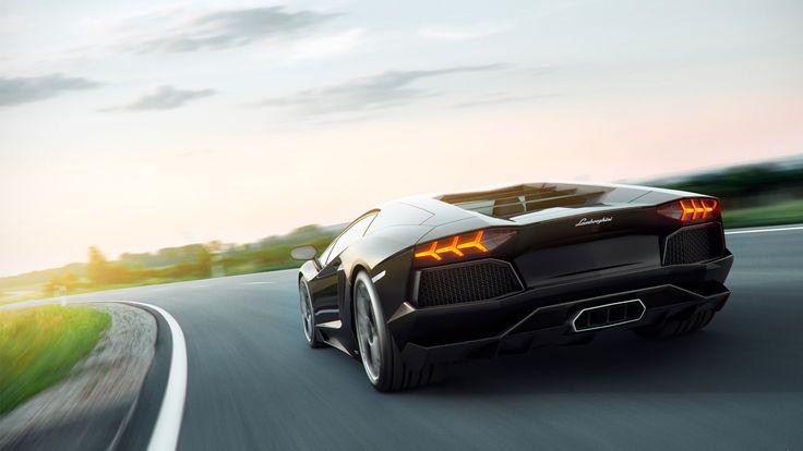 Vehículos Lamborghini Aventador  Lamborgini Fondo de Pantalla
