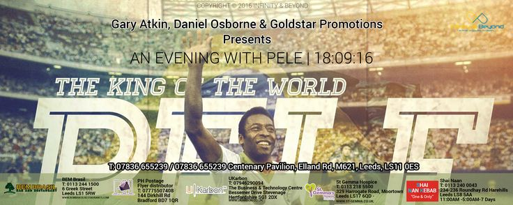 An Evening with Pele 2016