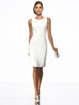17 Ideen zu Kleid Standesamt auf Pinterest  Brautkleid standesamt ...