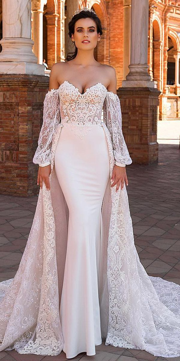 Cute  Fantasy Wedding Dresses From Top Europe Designers