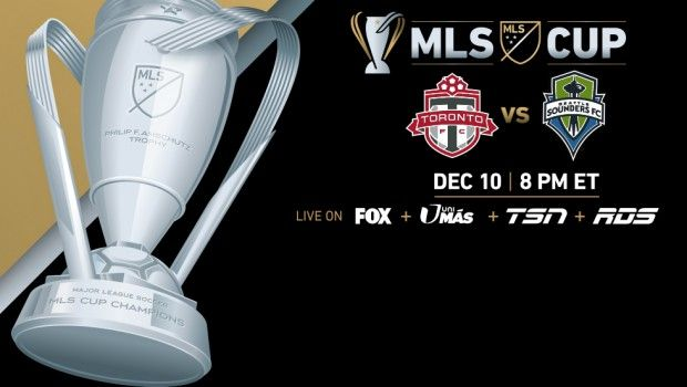 #MLS  Toronto FC, Seattle Sounders to face off in MLS Cup 2016