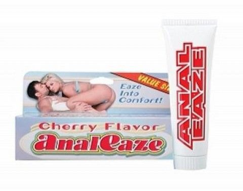 Eaze into comfort with this classic formula for anal stimulation. This product will turn your sexual encounters into delightful anal pleasures. Try it on your favorite toy for easy insertion and apply liberal amounts to the anus and insertion piece penis, sex toy or finger for best results. Get ready for any easy, pleasurable sexual anal encounter.