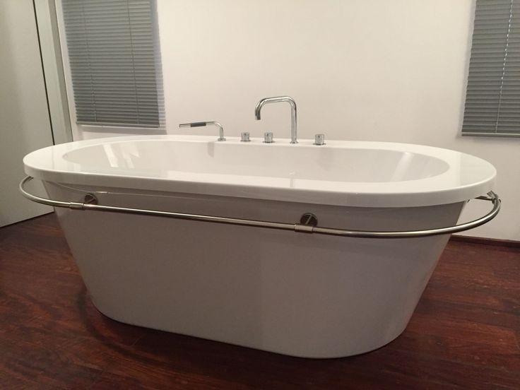 Die besten 25+ Freistehende badewannen armaturen Ideen auf - freistehende badewanne