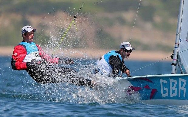 Britain's Luke Patience and Stuart Bithell win 470 sailing silver - Australia claimed their third gold of the regatta to ensure they will finish the Olympic Games as the most successful sailing nation, ending Team GB's 12-year reign in Olympic sailing.