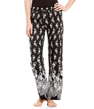 Shop for PJ Salvage Floral Border-Print Twill Sleep Pants at Dillards.com. Visit Dillards.com to find clothing, accessories, shoes, cosmetics & more. The Style of Your Life.