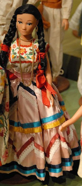 Oaxaca Doll Mexico | Flickr - Photo Sharing!