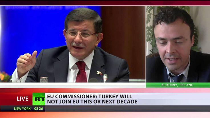 BREAKING : Turkey's War Crimes Unacceptable in EU