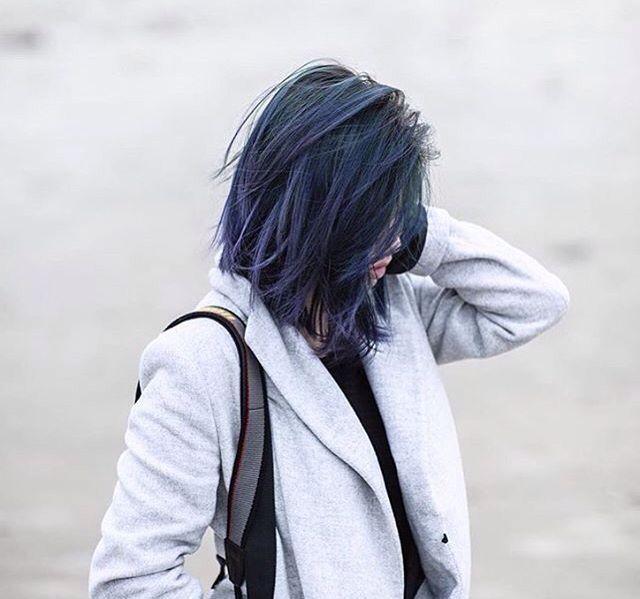 Arctic Fox Hair Color: Transylvania + Poseidon