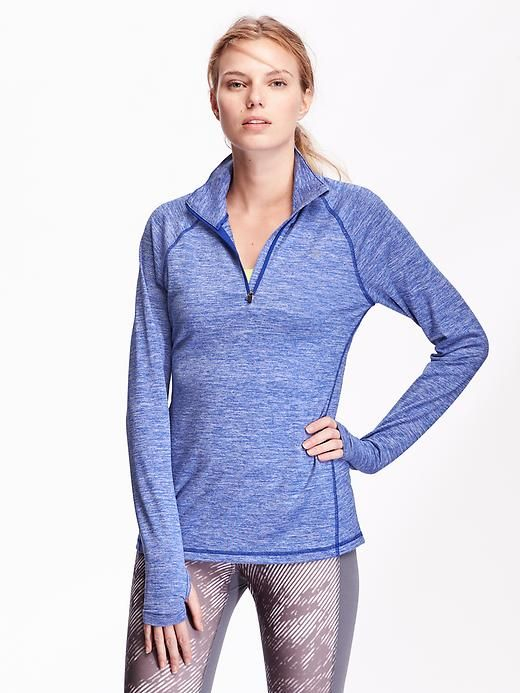 Half-Zip Pullover Product Image