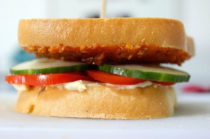 Hoemoes en tapenade: gluten en lactosevrij lunchen