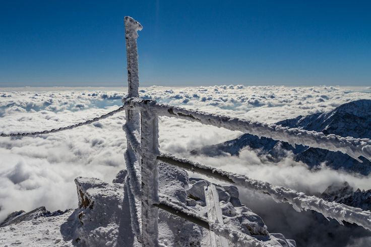 Photograph end of the world by Andy Butkaj on 500px Lomnicky Peak, High Tatras, Slovakia