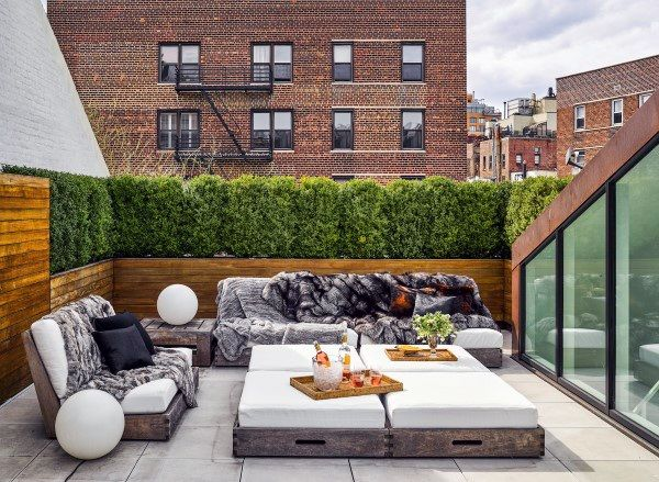 Top 60 Best Outdoor Patio Ideas Backyard Lounge Designs With