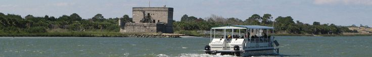 St. Augustine: Free to take the ferry and to enter the Fort Matanzas park
