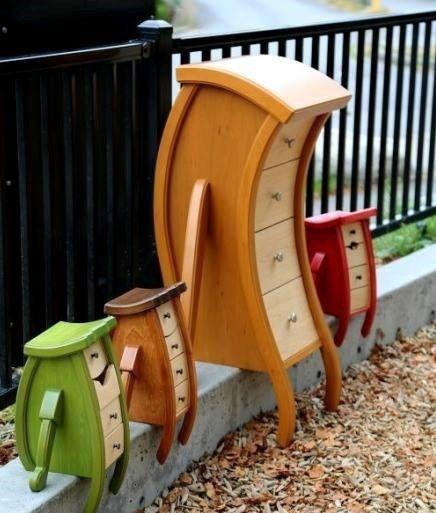 Деревянный изделия: мебель, декор своими руками - Дом и стройка - Статьи - FORUMHOUSE
