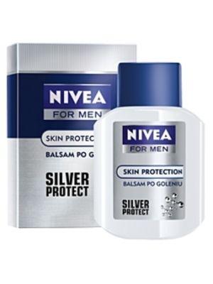 Balsam po goleniu. Zaawansowana, szybko wchłaniająca się i nietłusta formuła wykorzystująca najnowsze osiągnięcia technologii w pielęgnacji skóry zawiera jony srebra, rumianek i prowitaminę B5.