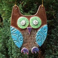 ceramic owl idea