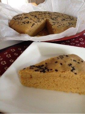 黒糖蒸しパン♡フライパンで簡単♥️