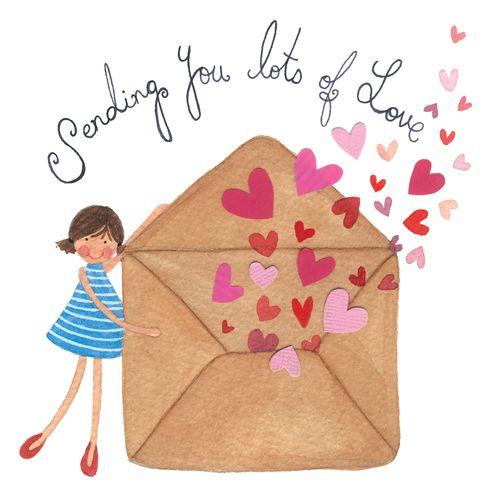Sending You Lots of Love