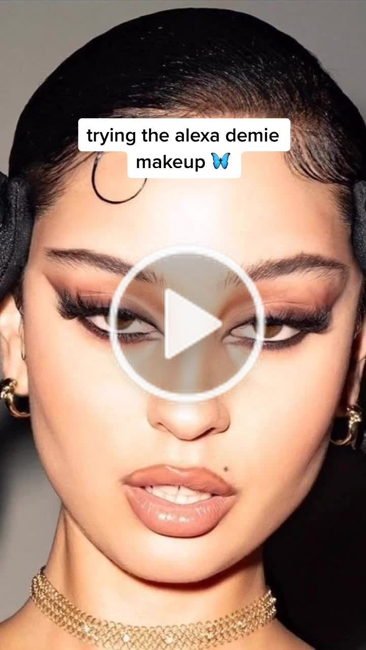 Zenna Hodge Zennahodge On Tiktok Late To The Trend But Fashionably So Alexademie Alexademiemakeup Makeup Challenges How To Do Makeup Makeup Tutorial