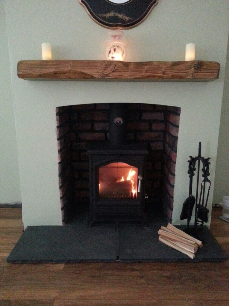 Gorgeous and cosy Log Burner.