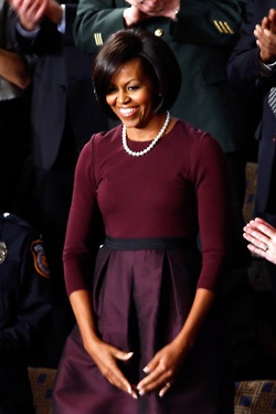 First Lady O