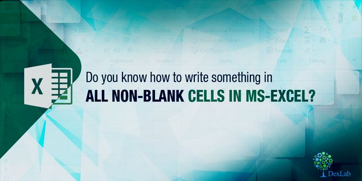 But what if you want to paint those cells red and write 'absent' in such #cells. Learn such nifty little tricks along with several advanced applications in #MSExcel to manage your #data like a pro.