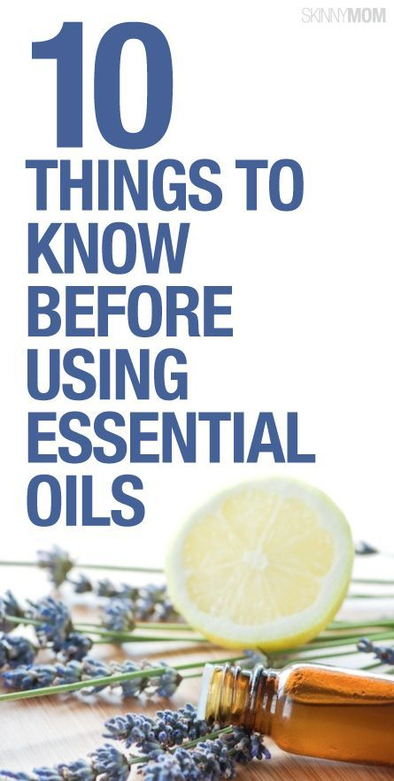 Here are 10 tips for using essential oils.