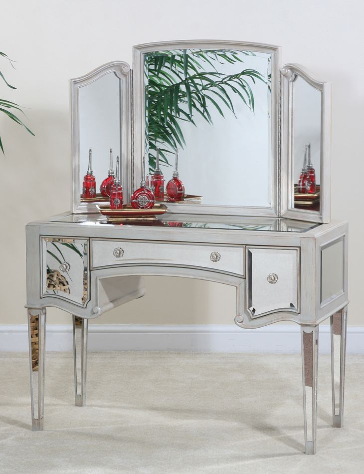 mirrored bedroom vanity. Ultimate Accents Manhattan Dressing Table  Mirror BedroomMaster BedroomBedroom VanitiesBedroom 64 best Mirrored Goodness images on Pinterest Accent tables