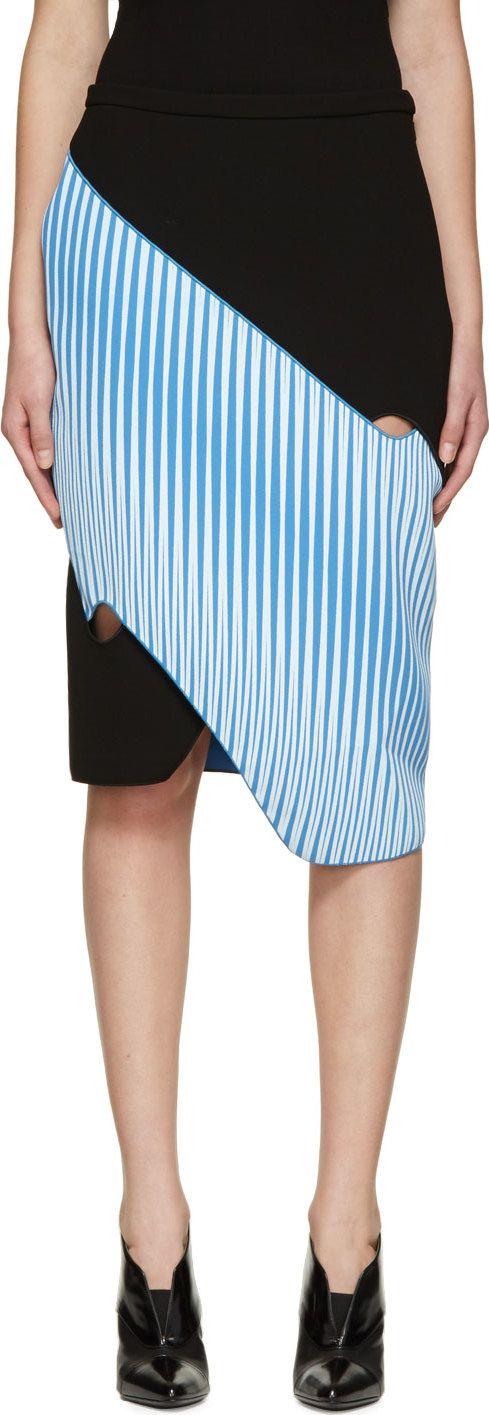 https://www.ssense.com/en-us/women/product/dion-lee/black-interlocking-crepe-skirt/955903