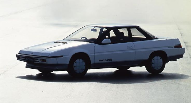SUBARU Philosophy | ALCYONE(Launched in 1985)