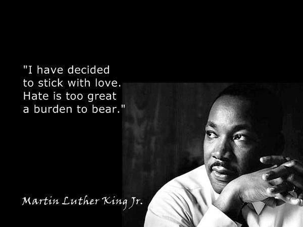 MLK on Love