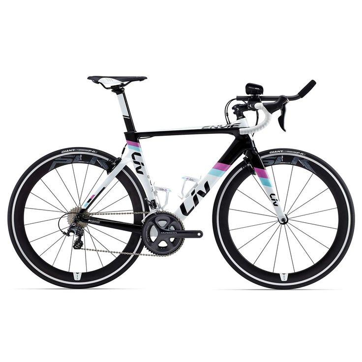 Giant Liv Envie Advanced Tri 2015 Ladies Carbon Road Bike