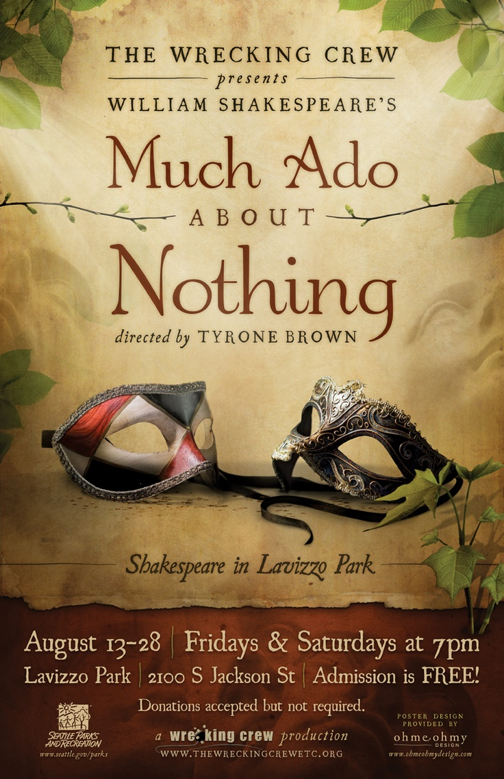 much ado about nothing act 1 Chapter summary for william shakespeare's much ado about nothing, act 1 scene 1 summary find a summary of this and each chapter of much ado about nothing.
