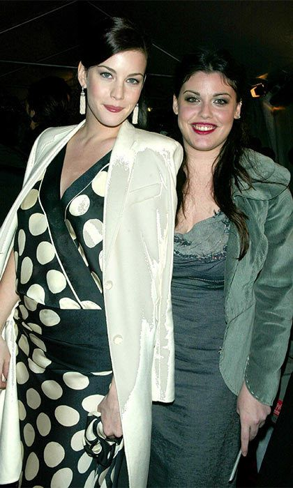 These sister acts are making their family name known in the world of fashionLiv and Mia Tyler  Liv Tyler first entered the spotlight at the age of 14 as a child model starring on cover of Interview magazine. Liv's half-sister Mia wasn't far behind and quickly became a big name within the plus-size modeling world.   Mia has gone on to become an advocate for plus-size models and in 2008 launched her own clothing line for curvy women, called Revolution 1228.