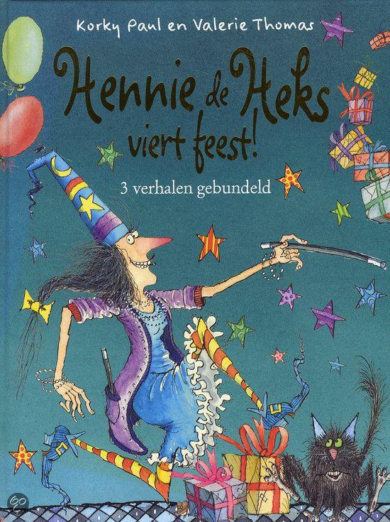 Hennie de heks viert feest! - Valerie Thomas