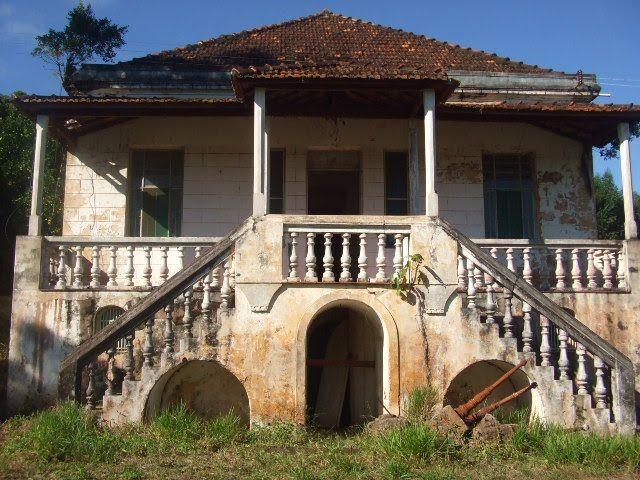Antiga fazenda Veado - PIRATININGA - SP