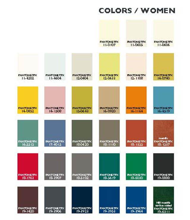 35 best colour cards images on pinterest color combinations color