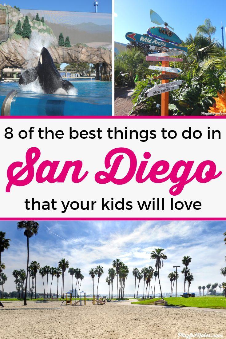 ¡Descubre 8 de las mejores cosas que hacer en San Diego con niños! Tus hijos …