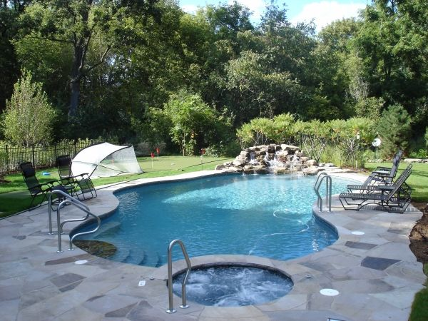 270 Best Freeform Pool Designs Images On Pinterest Pool Designs Backyard And Backyards