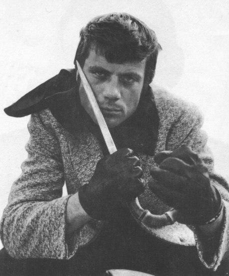 The Gentleman // Oliver Reed