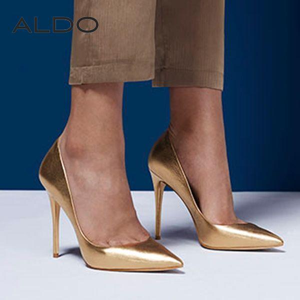 SEXYなメタリック・ゴールドのハイヒール・パンプス☆ #buyma #バイマ #ハイヒール #パンプス #pumps #heel