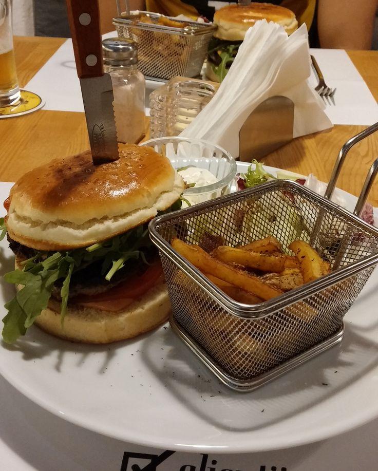 Burger Misto