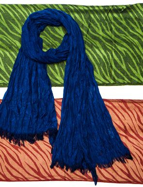 Blue Pacific Scarves