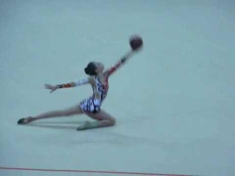 crazy rhythmic gymnastics