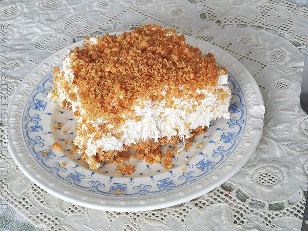 Pineapple Dream Dessert at AmandasCookin.com @amandaformaro