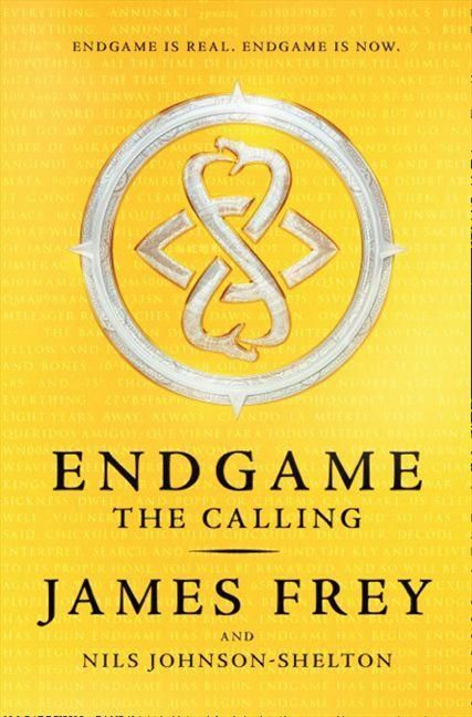 Endgame Endgame is a revolutionary, fully integrated, multimedia experience that invites its audience to join twelve Players in a worldwide, puzzle-based scavenger hunt for three hidden keys and the ultimate prize.