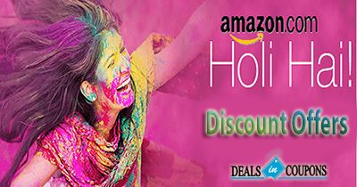 13 best best coupons for online shopping latest discounts coupons holi discount offers colors pichkari pooja thali and so more fandeluxe Choice Image