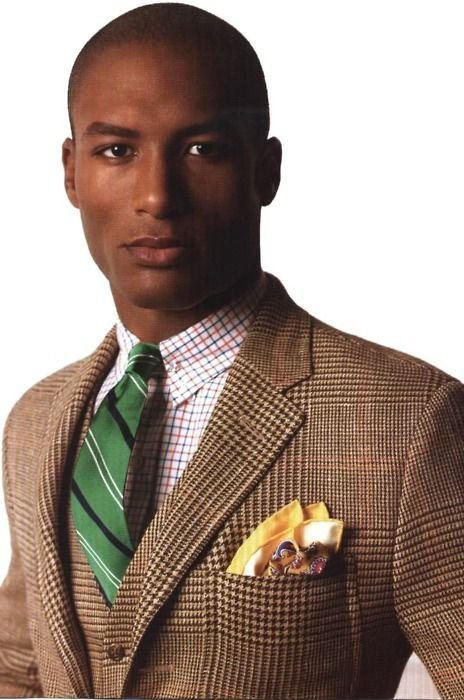 An entry from American Gentility | Posts, Plaid and Gentleman